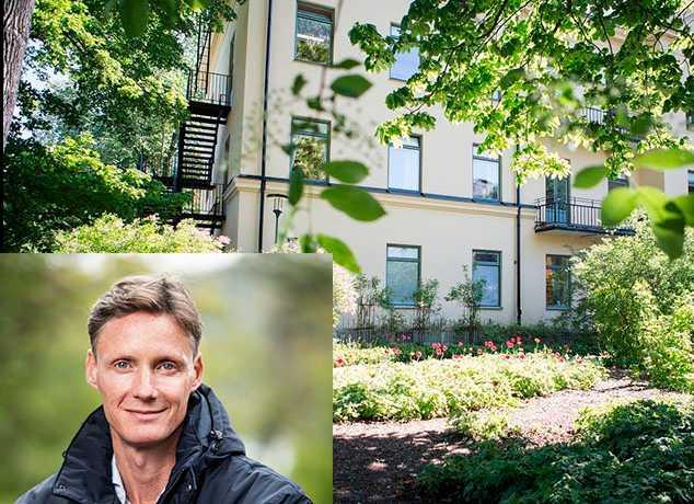 Attendos vd Martin Tivéus säger sig inte ha känt till kritiken mot vården på äldreboendet Sabbatsbergsbyn där 20 dog på kort tid under pandemins första våg 2020.