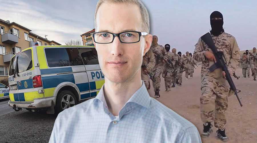 Socialtjänstens personal kan inte ta ansvar för att komma tillrätta med regering och riksdags underlåtenhet att förbereda oss inför dagens situation med IS-återvändarna. Det är polisens jobb, skriver Jan Jönsson.