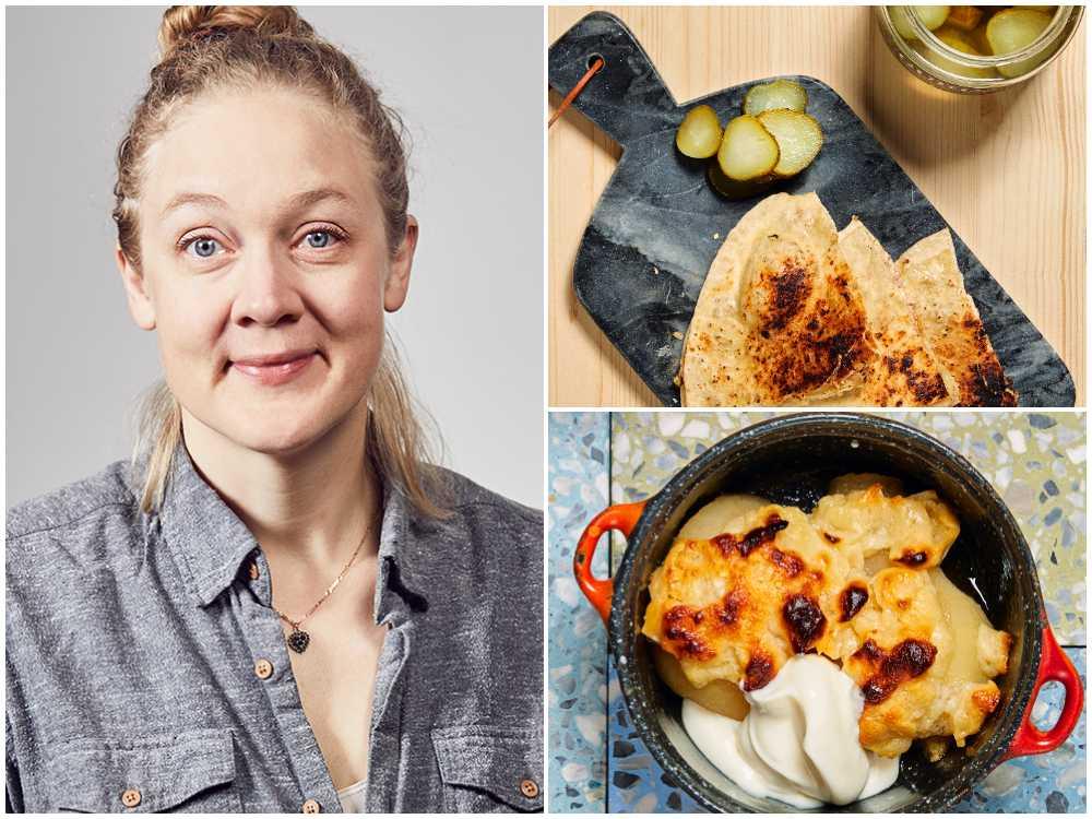 Jenny Damberg vill lyfta fram konserven som  en smart och god matlagningsingrediens.