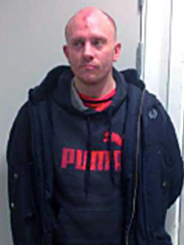 Martin Olsson, 37, döms till livstids fängelse.