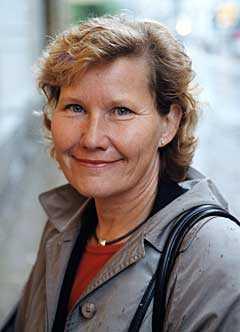 Pia Nilsson.
