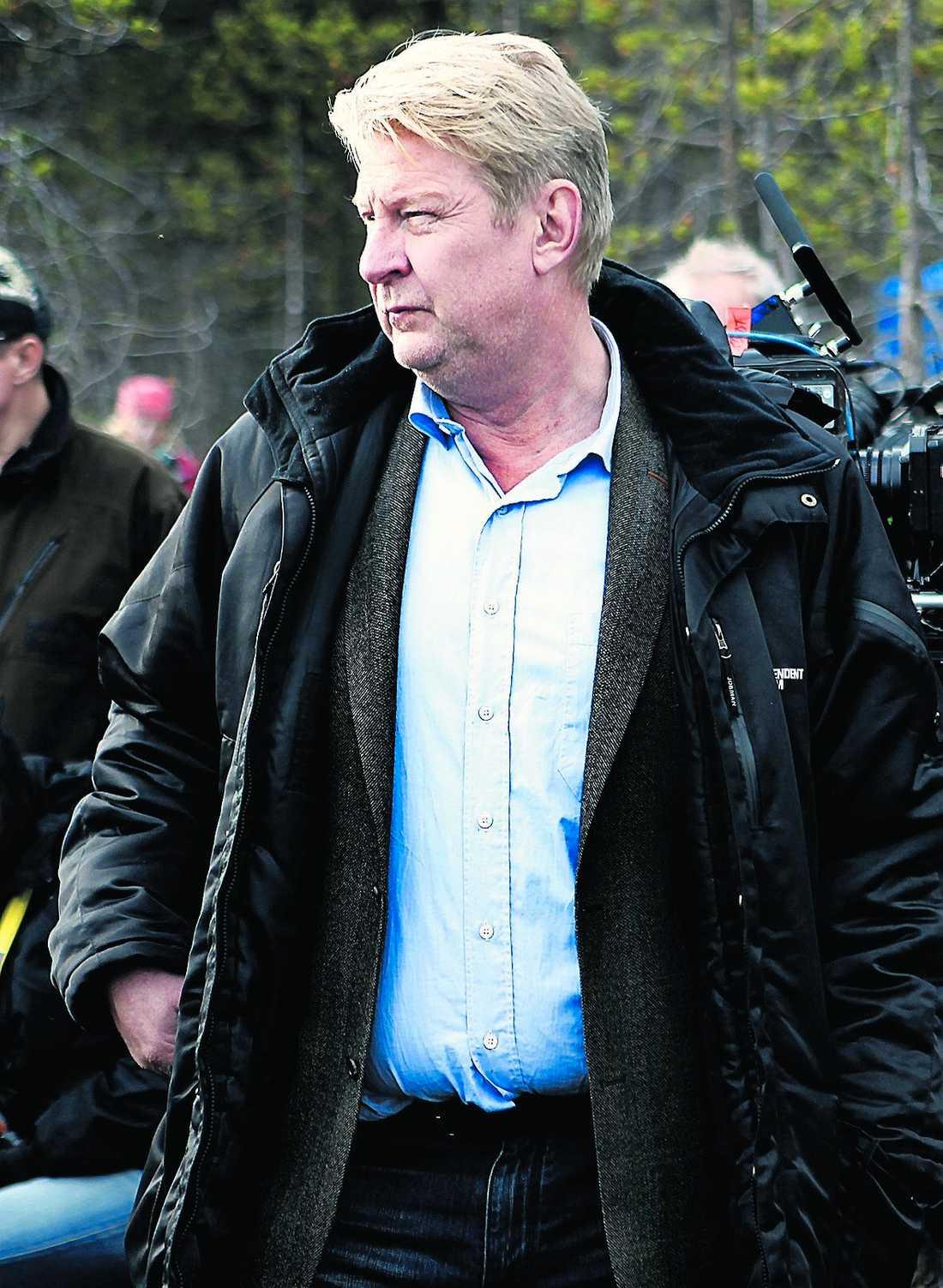 Rolf Lassgård spelar återigen poliskommisarien Erik.