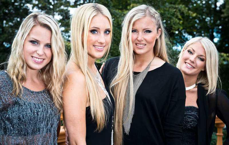 """EN VIOLINIST KORT Beslutet att lämna Timoteij har växt fram under en längre tid för Johanna Pettersson (längst till vänster). """"De andra hade känt av att mitt hjärta fanns någon annanstans"""", säger hon. Bodil Bergström, Cecilia Kallin och Elina Thorsell finns kvar i gruppen."""