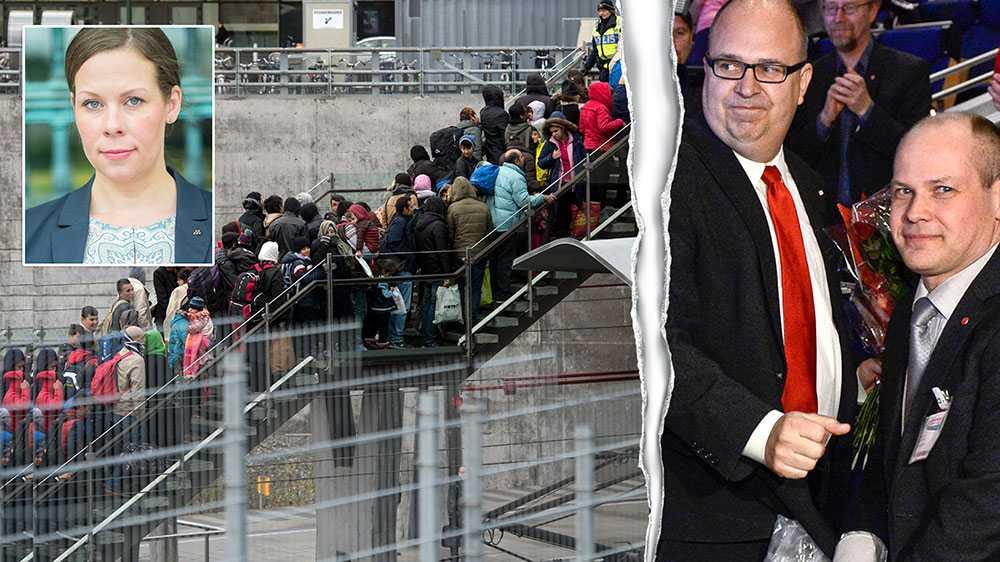 Kulmen nåddes 2015, då 163000 personer sökte asyl i Sverige och det blev uppenbart att Sverige inte klarade av uppgiften. Sverige är nu i stort behov av en hållbar migrationspolitik, skriver Maria Malmer Stenergard (M) och uppmanar Socialdemokraterna att lyssna på vad LO har att säga om saken.