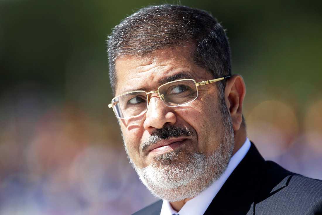 Muhammad Mursi.