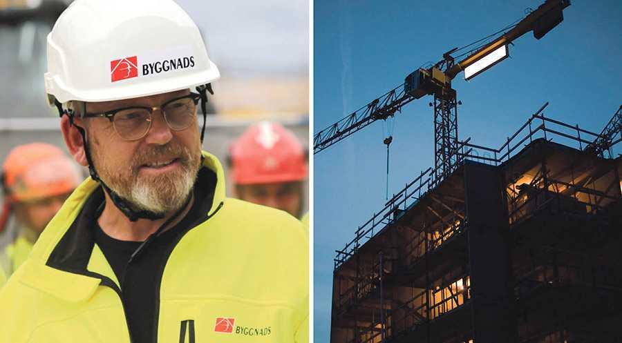 Vi byggnadsarbetare har länge undrat varför vi inte bara sätter i gång att bygga de bostäder som behövs, skriver Johan Lindholm.
