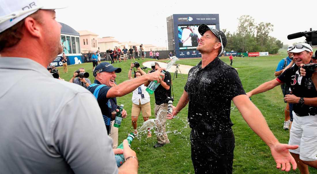 """ÖVERLÄGSEN """"Det är så imponerande att det är svårt att finna ord"""", säger Mikael Sorling, kanslichef på PGA, om Stensons prestation."""