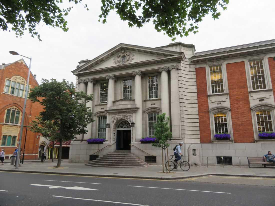Chelsea Gamla Rådhus i London.