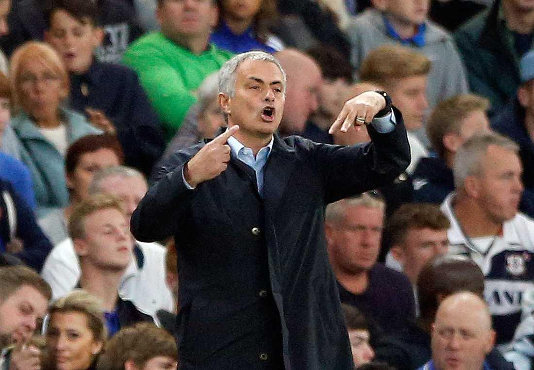 Ännu en motgång för Mourinho i helgen.