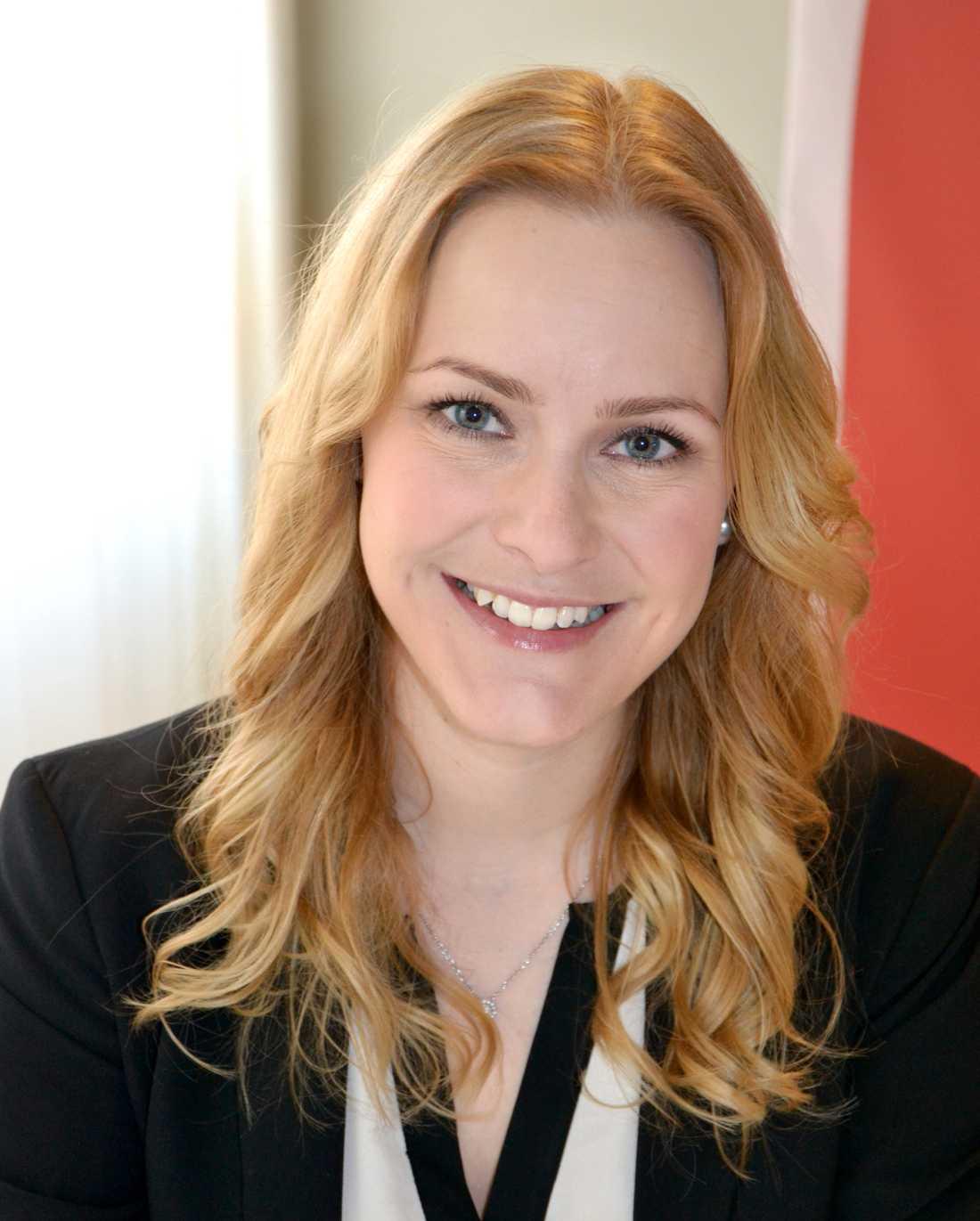Heidi Wold, kommunikationsansvarig på Scandic.