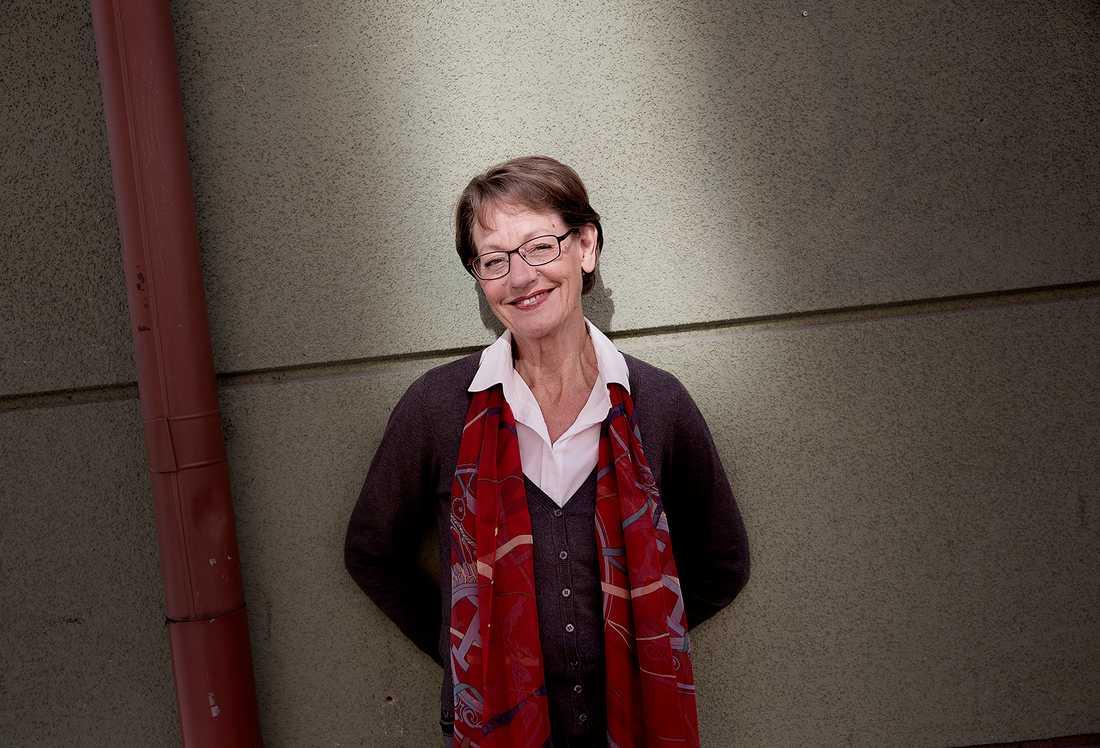 Gudrun Schyman.