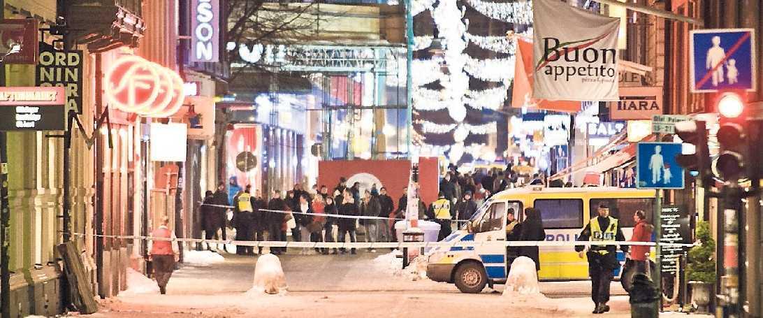 Svår uppgift Säkerhetspolisen är ansvarig för att bekämpa terrorism i Sverige – därför måste vi våga ställa frågan varför lördagens terrordåd inte kunde förhindras.