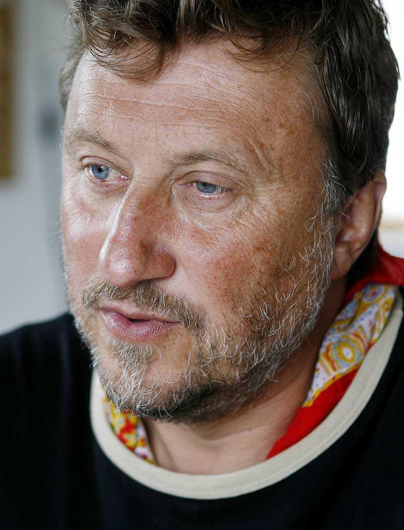 Janne Josefsson.