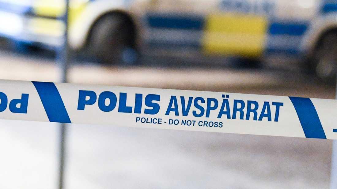 En kvinna har skadats allvarligt efter en händelse i Göteborg. Arkivbild.