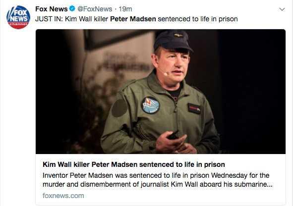 Fox News, USA