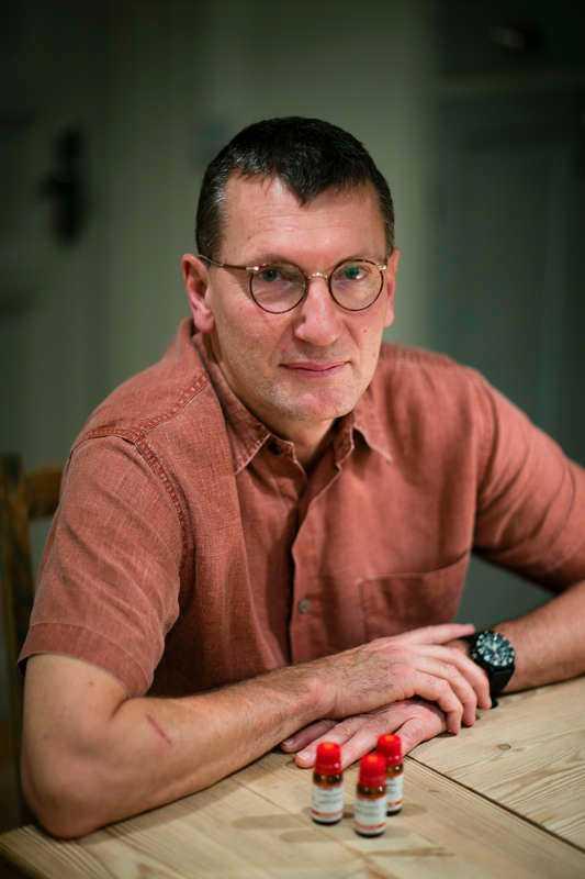 Mats Reimer, läkare.