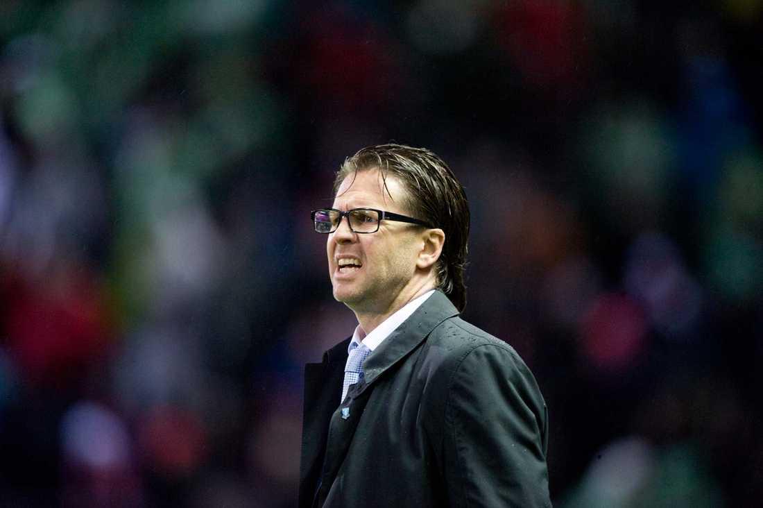 Rikard Norlings Malmö FF kan vinna.