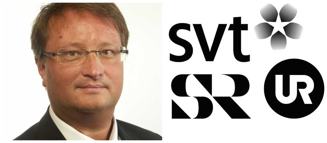 Debatten: Riksdagasledamoten Lars Beckman (m) antyder gång på gång att public service har en dold agenda för att avsätta regeringen. Debattörerna frågar sig om Moderaterna ställer sig bakom Beckmans anklagelser.