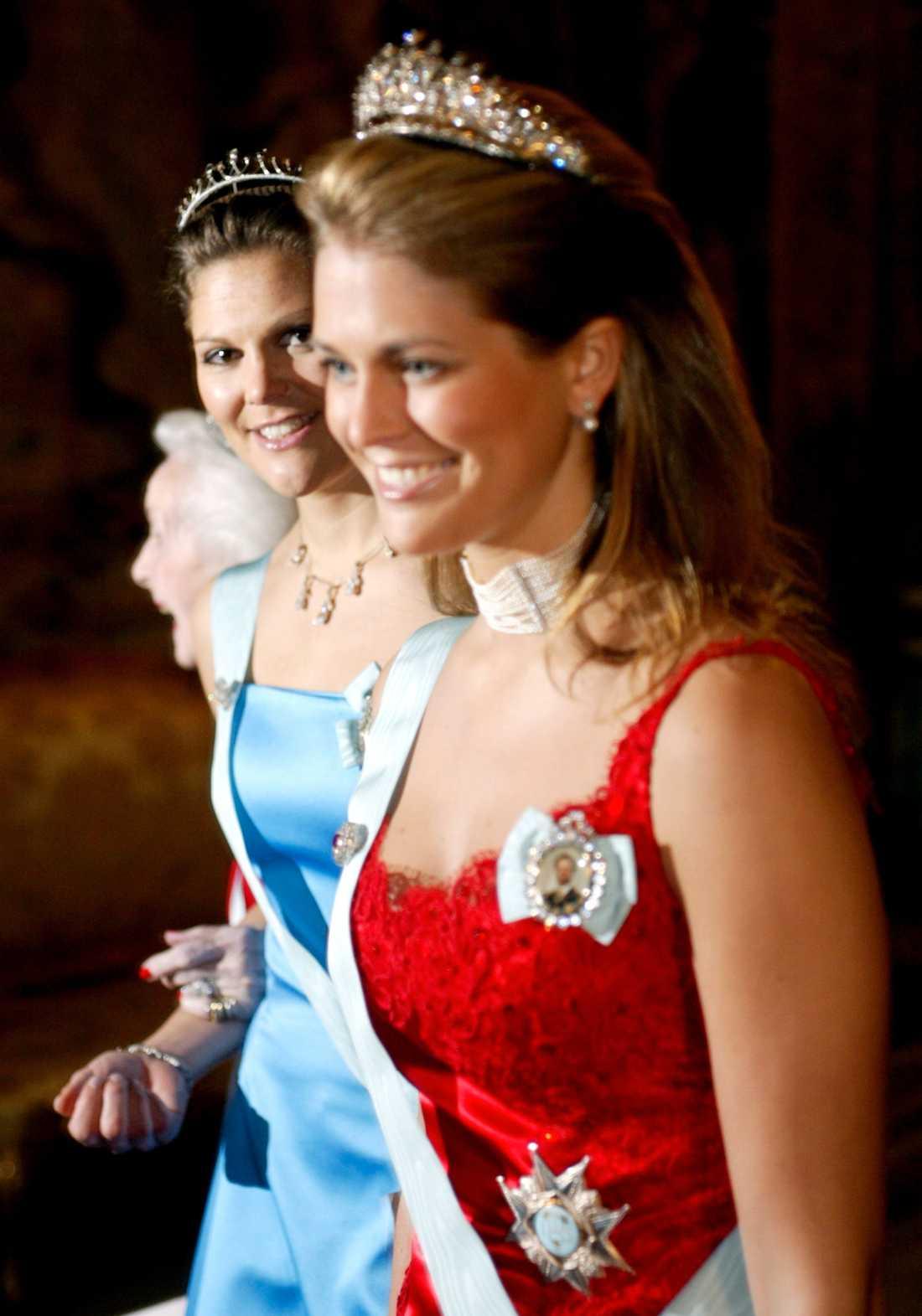 Det var Madeleine som tipsade Victoria om den trevlige personlige tränaren på gymmet Master training i Stockholm.