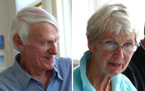 Lennart Lind och Ulla Alish har varit försvunna sedan i torsdags. Polisen ger fallet högsta prioritet eftersom paret lider av sjukdomen alzheimer.