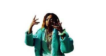 Joy M'Batha.