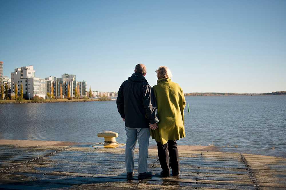Framtida pensioner tynger välfärden.