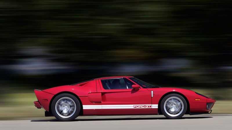 Enligt webbplatsen motortrend.com funderar Ford på en grön version av GT-modellen.