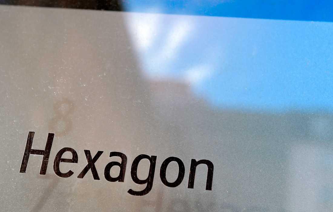 Hexagon presenterar bokslut.