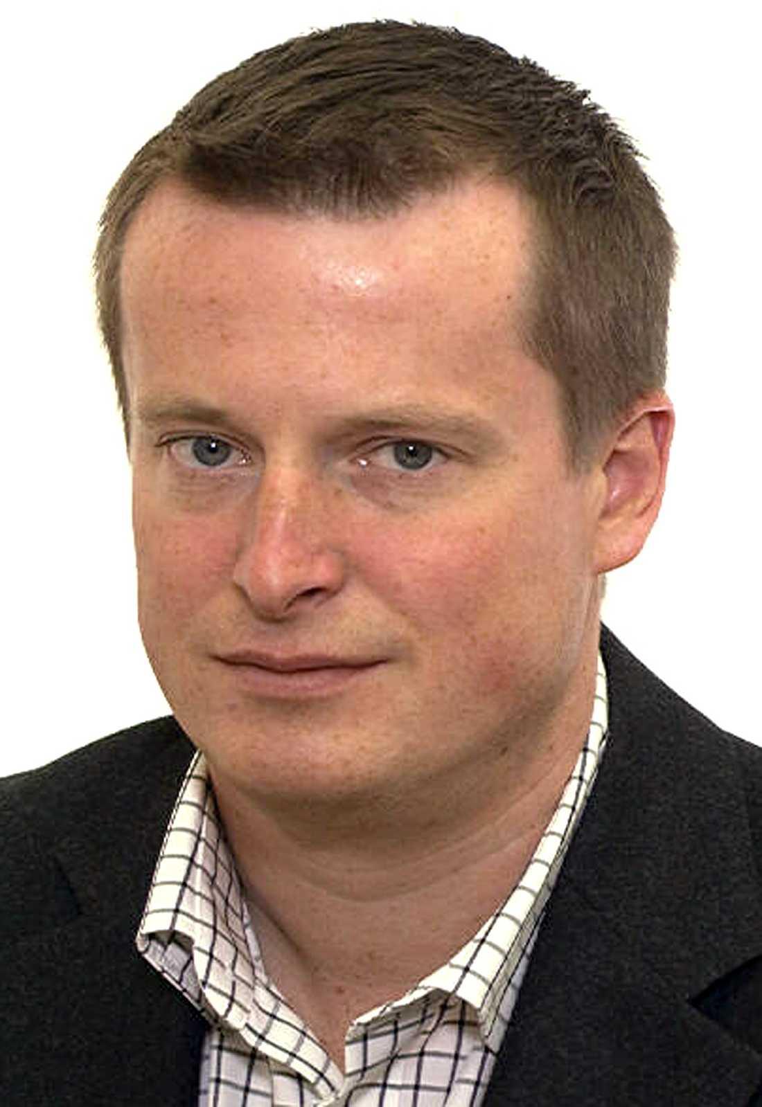 Anders Ygeman, ordförande i miljö- och jordbruksutskottet.