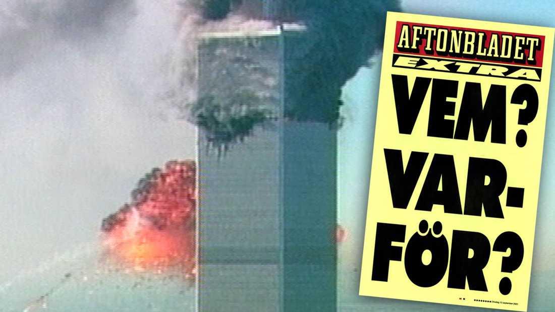 STÖRSTA UPPLAGAN NÅGONSIN Den 12 september 2001 slog Aftonbladet alla tiders rekord med en dagsupplaga på 706 400 exemplar.