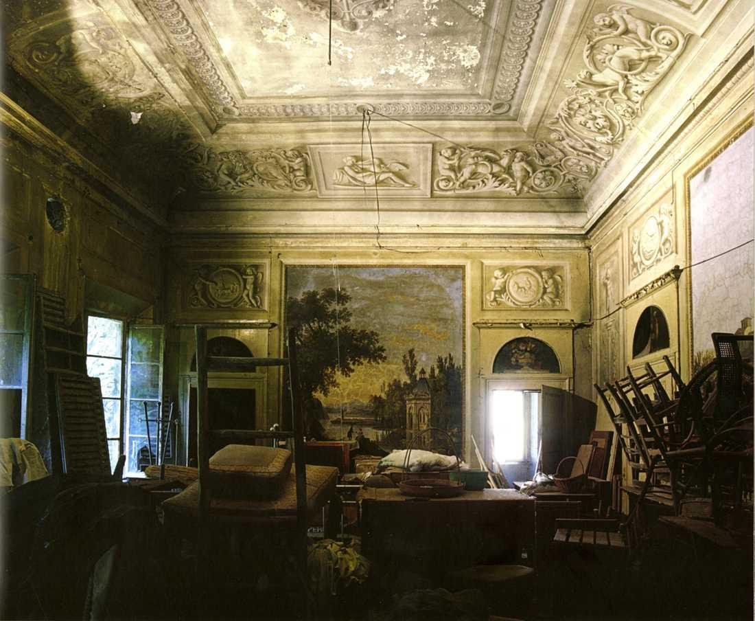 Palazzo Barbieri i den norditalienska staden Reggio Emilia.