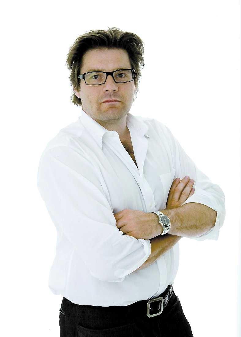 Jan Helin, chefredaktör.