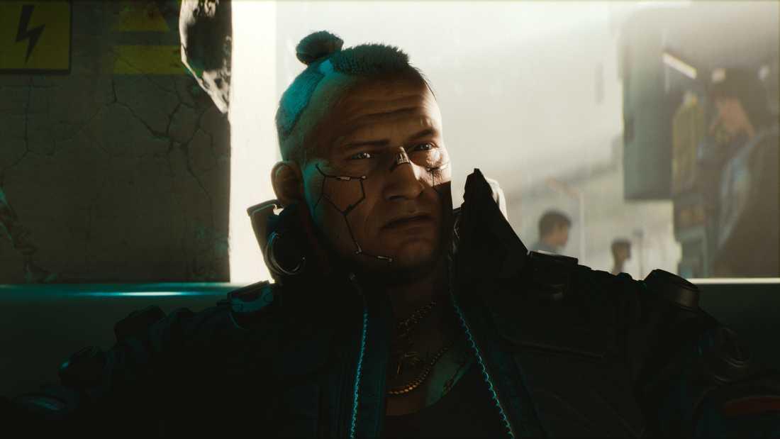 """""""Cyberpunk 2077"""" kommer antagligen att leva vidare som spelserie. Pressbild."""