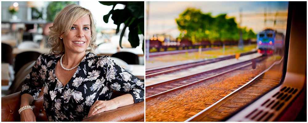 Flygvärdinnan och resebloggaren Lina Sjölund Gröndahl tipsar om att tågluffa genom Belgien.