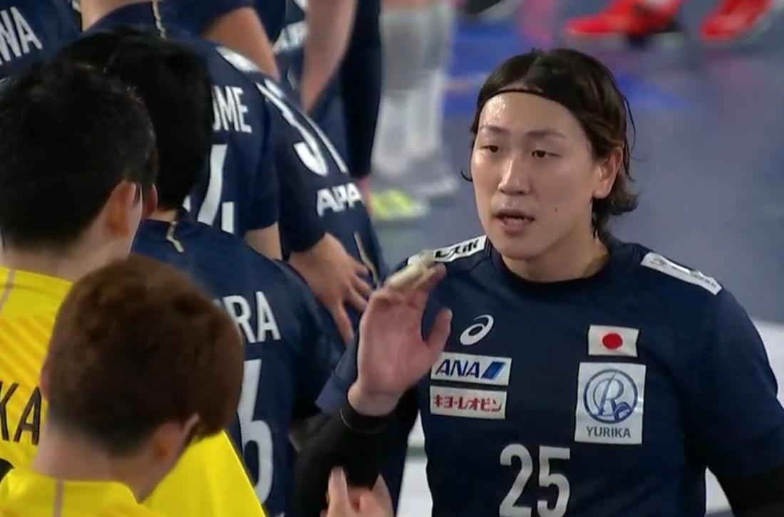 Japan skrällde mot finalfavoriten Kroatien.