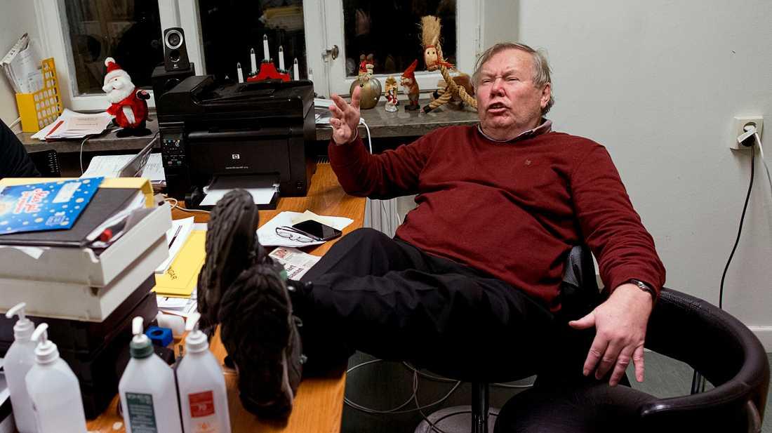 Bert Karlssons bolag Jokarjo stäms återigen på miljonbelopp. Arkivbild.