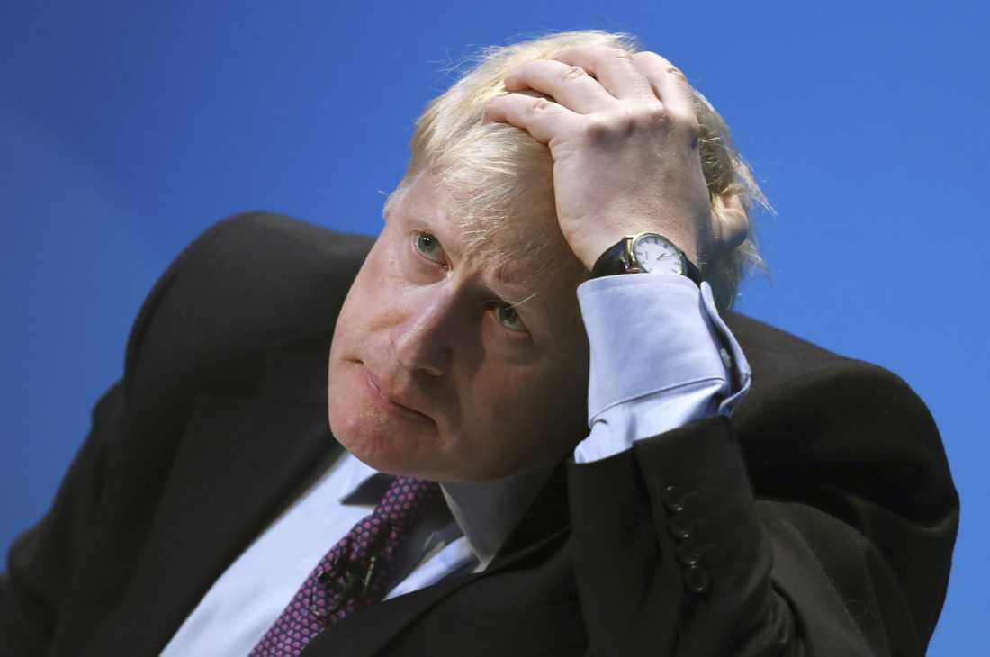 Boris 'värsta fiende' slutar om en vecka – då kan han få ja till sitt brexitavtal.