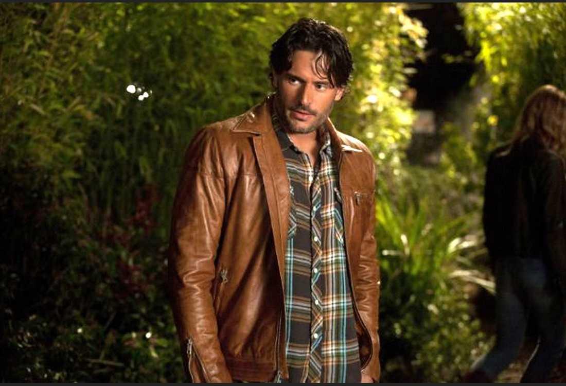 "Joe Manganiello som varulvshunken Alcide Herveaux i ""True blood"" och Sofia Vergara som hemmafrun Gloria Delgado-Pritchett i ""Modern family""."