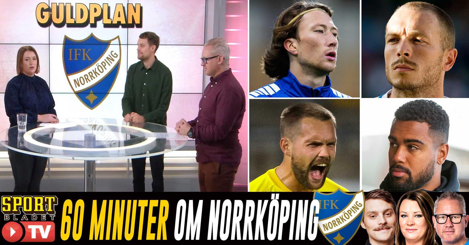"""Guldplan 2021 – IFK Norrköping: """"Lägg sju miljoner på honom"""""""