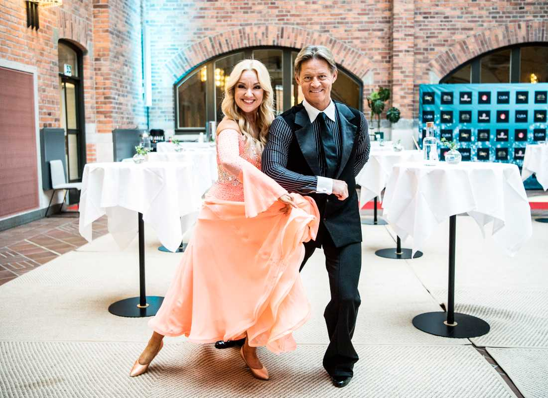 """Mikael Sandström hoppade av """"Let's dance"""" för att jobba som överläkare igen i coronakrisen."""