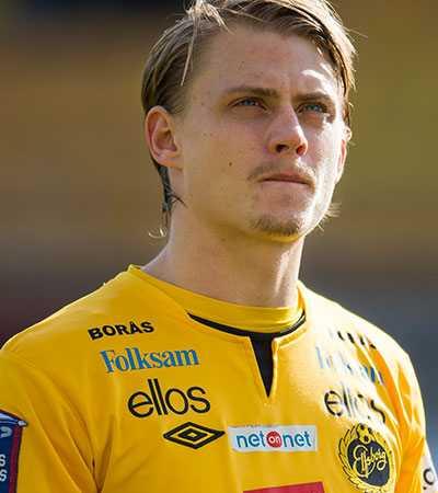 Simon Hedlund.