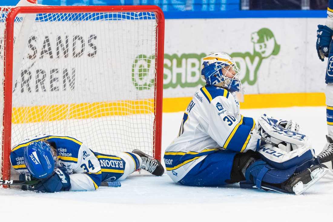 Tung förlust för Leksand i Samuelssons debut.