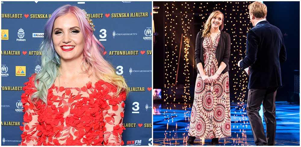 Linnéa Claesson inspireras av Årets Skyddsängel  uppmanar hela svenska folket att berätta om vardagshjältarna i våra liv på sociala medier under hashtagen Svenskahjältar.