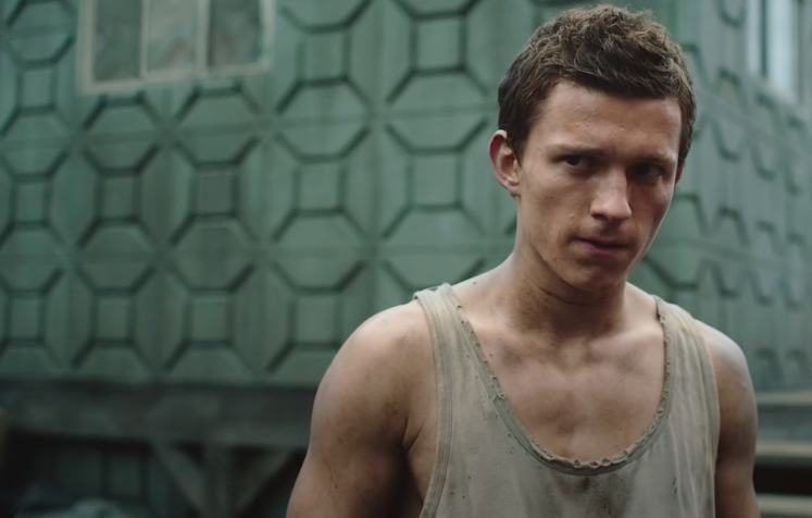 "Tom Holland i ""Chaos walking""."