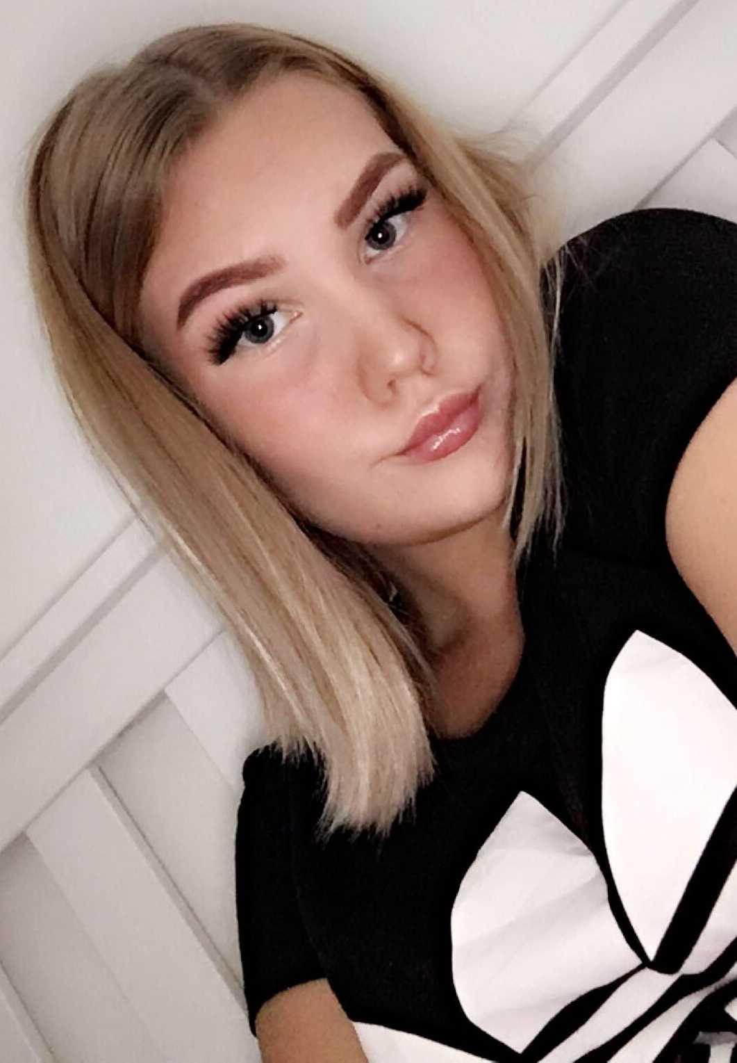 Efter fyra dagar på sjukhus fick Ida Johansson, 16, äntligen komma hem men hon är ännu inte helt återställd.
