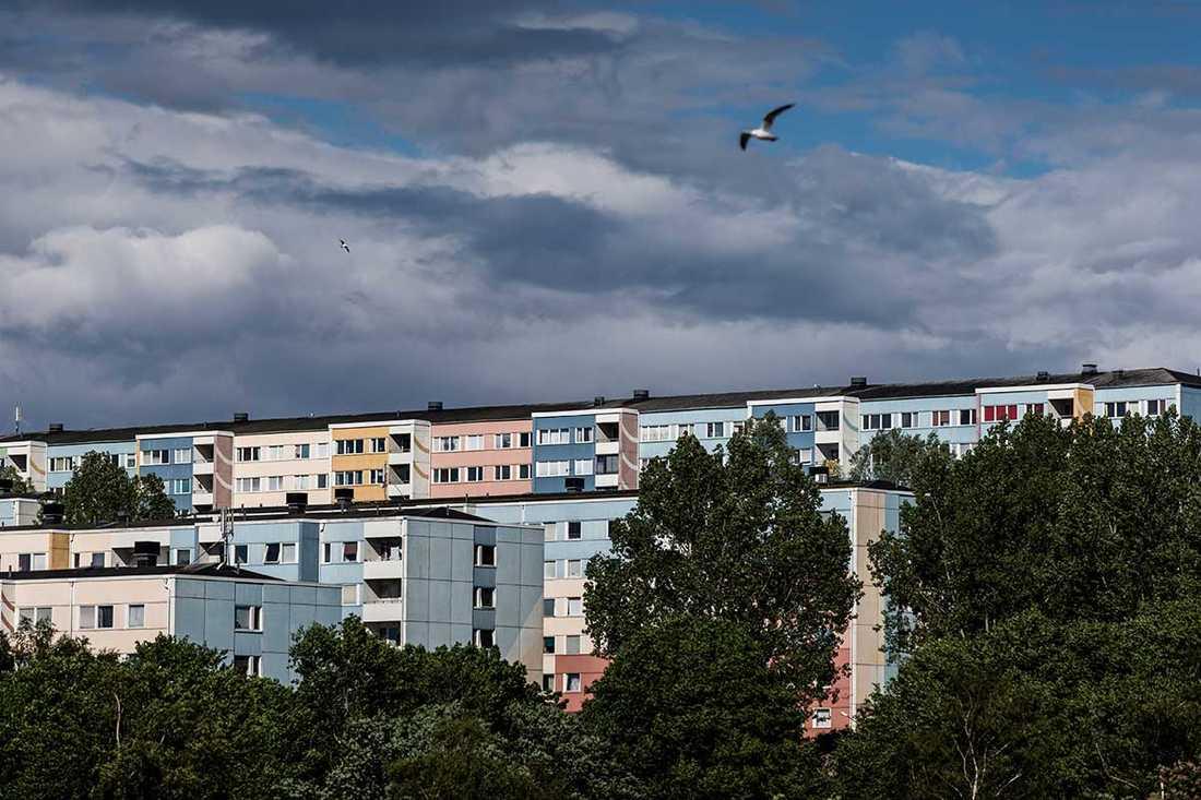 En tredjedel av de svenska jihadistresenärerna kommer från områden som i hög grad styrs av kriminella nätverk.