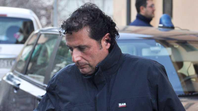 Francesco Schettino. (Arkivbild).