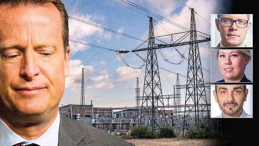 M, KD och L är överens om att fälla regeringens förslag om att höja elkundernas räkningar. Regeringen behöver återkomma med ett nytt förslag som säkerställer investeringar i elnäten som på riktigt löser Sveriges omfattande elproblem, skriver de tre partiernas energipolitiska talespersoner.
