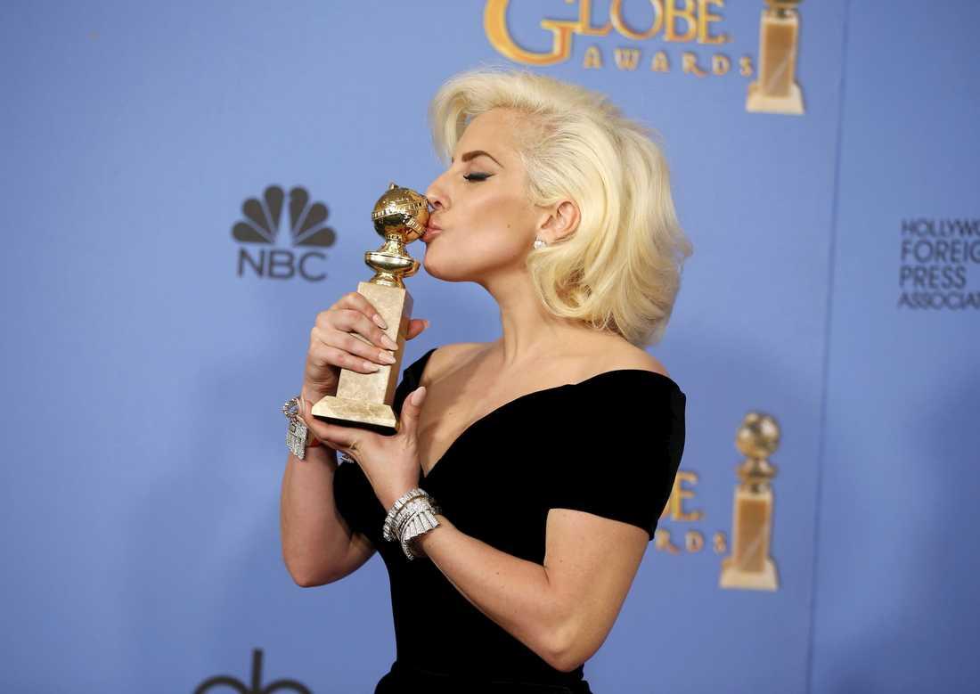 """Lady Gaga prisades för sin roll i """"American Horror Story""""."""
