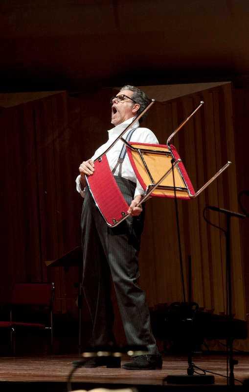 Verdis Falstaff i Berwaldhallen.